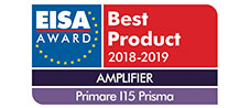 EISA AMPLIFIER 2018-2019 Award: Primare I15 Prisma