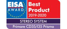EISA STEREO SYSTEM 2019-2020 PRIMARE CD35/I35 PRISMA